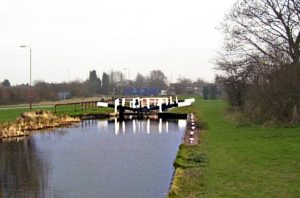 Harvey Road Lock