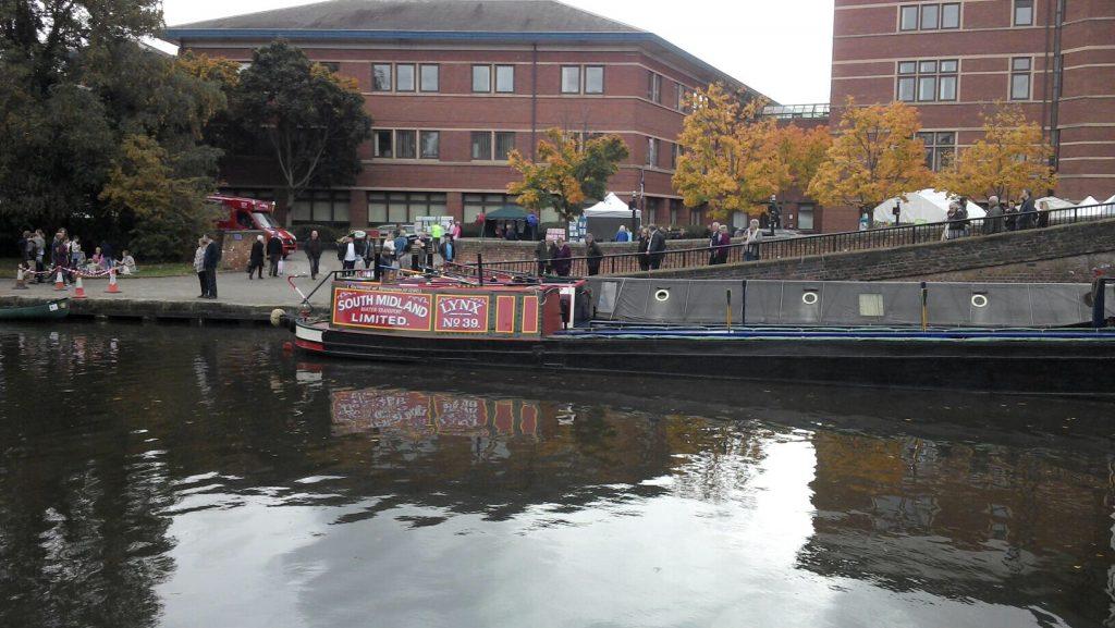 Nottingham Canal Festival 2015